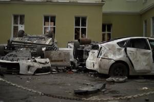 Ternopil riot 3