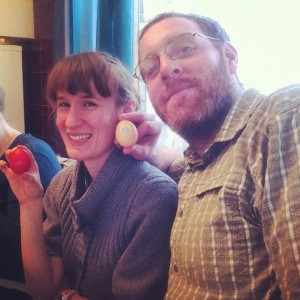 Mr. & Mrs. Egghead