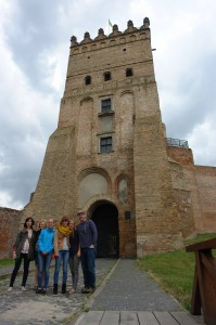 Castle in Lutsk