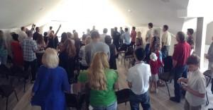Worshiping God together