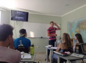 5 Arlen teaching
